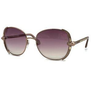 Roberto Cavalli 56mm Subra Square Sunglasses